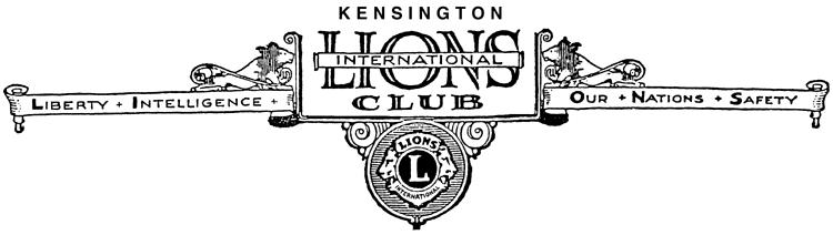 Kensington Lions Club
